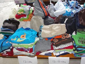 Baby boy Clothing size12 months to 3T (lots of 3T) London Ontario image 6