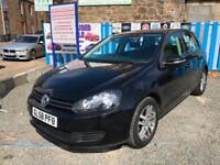 2009 Volkswagen Golf 2.0TDI CR ( 110ps )*** 3 MONTHS WARRANTY **MOT APRIL 2019