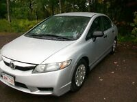 2009 Honda Civic DX Sedan ONLY 122 KM