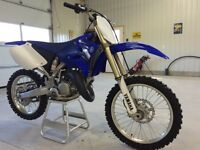 2012 Yamaha YZ125 Mint Condition
