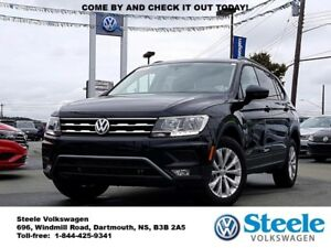 2018 VOLKSWAGEN TIGUAN Trendline - Low mileage, VW Certified, Of