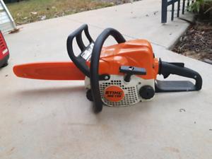 Stihl mini boss 170 chainsaw