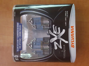 Sylvania ZXE H13 Headlight Bulbs