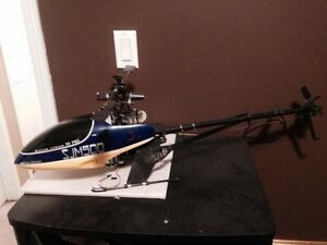 Rc helicopter 500 size sjm Kitchener / Waterloo Kitchener Area image 1
