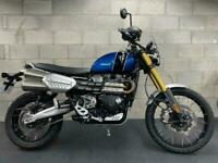 Triumph Scrambler 1200 XE 2019 **Low miles and Immaculate**