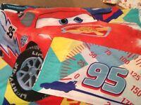 Cars toddler duvet cover
