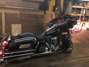 2009 HARLEY ULTRA CLASSIC TRADE FOR SIDE X SIDE