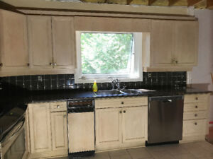 * SOLD *Kitchen Cabinets - Great for Cottage