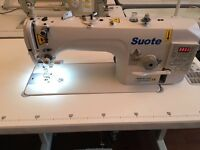 NEW AUTOMATIC INDUSTRIAL SEWING MACHINE