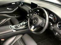 2017 Mercedes-Benz GLC-CLASS GLC 220 d 4MATIC SE Auto Off-Roader Diesel Automati