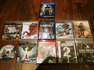 Selling PS3 games and Drakes Uncharted 4