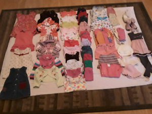 Girls clothing 1yr