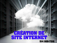 Website design, conception de site web, Agence de website design