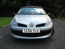2006 56 RENAULT CLIO 1.4 EXPRESSION 16V 5D 98 BHP ** PART EXCHANGE WELCOME