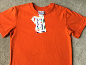 BRAND NEW COTTON TSHIRT 6x