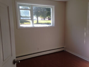 One bedroom apartment with large living room