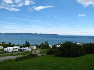 land for sale in Gaspe