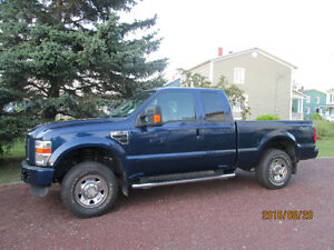 Ford F-250 2008