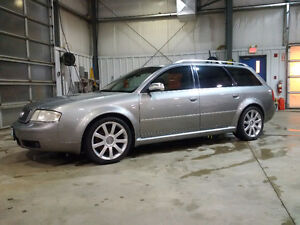 2003 Audi S6 Wagon for sale