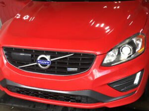 2014 Volvo XC60R for sale - fully loaded mint condition (Red)