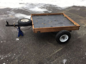 3' x 4' UTILITY TRAILER FOR SALE!!