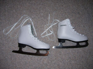 Girls' Ice Skates, size 13 London Ontario image 1
