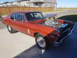 1970 Nova SS Blown Big Block Pro Street