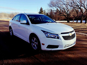 2014 Chevrolet Cruze LT Turbo Sedan *Priced For Quick Sale*