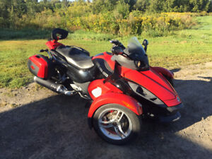 Can-Am Spyder 2009 RS