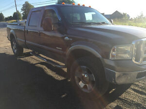 2007 Ford F-350 Burgadee on king ranch Pickup Truck
