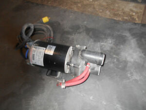 Hot tub Pump and Motor