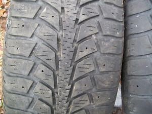 195/65/R15 WINTER TIRES