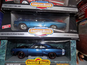 American Muscle Cars Ertl 1:18 large scale and others NEW in box Kitchener / Waterloo Kitchener Area image 1