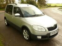 2009 Skoda Roomster 1.4 SCOUT TDI 5-Door (Excellent Car) MPV Diesel Manual