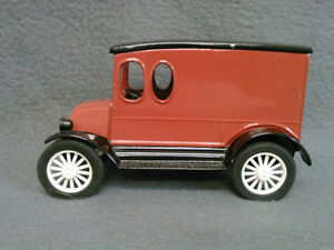 Collectible Antique American Classic Die Cast Bank by Ertl