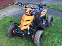 KXD mini quad 50cc (sold pending collection)