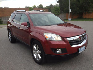 2007 GMC Acadia etested safetyed SUV, Crossover