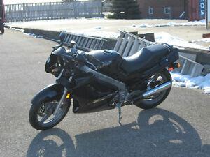2004 zzr-250 ninja parts bike