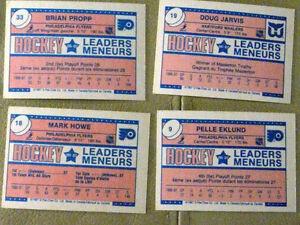 Eight 1987 O-Pee Chee Mini Hockey Cards. Kitchener / Waterloo Kitchener Area image 5