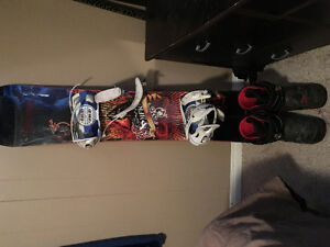 159 firefly board and boots