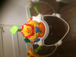 Exerciseur Fisher Price Rain Forest