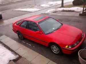1991 Acura Integra GS