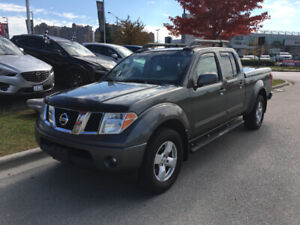 2007 Nissan Frontier LE 4X4, One Owner, No Accidents, Certified