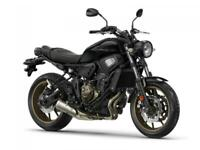 YAMAHA XSR700 ABS 2020 retro naked sport classic abs twin