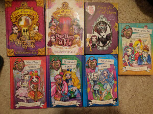 Ever after high books