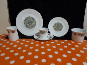Decorative Tea Set