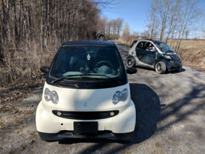 Smart for two 2005 diesel