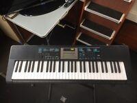 Casio lk 170 full size key lighting keyboard/piano/organ