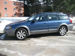 2007 Subaru Outback Wagon*Great car in WINTER*