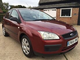 2005 Ford Focus 1.6 Lx**Full service History**Outstanding example**